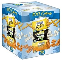 100 Calorie Snack Packs Variety - 30 ct.