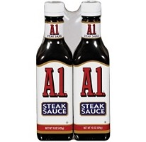 A-1® Steak Sauce - 2/15 oz. bottles