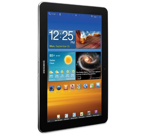 """Samsung Galaxy Tab 10.1"""" WiFi Android Tablet"""