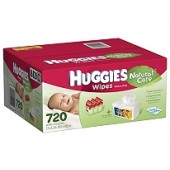 Huggies Natural toallitas Baby Care, 720 ct.