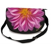 Saddle Bag Orchid Pink Dahlia