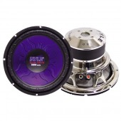 Blue Wave High-Powered Subwoofer - 15, 1400W Max