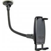 14 Flexible Gooseneck Windshield Mount with Slim-Grip Holder for Samsung Galaxy Tab